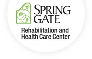 Spring Gate Rehabilitations Center Web Logo